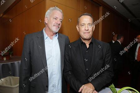 Gregory Goodman, Tom Hanks