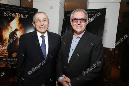 Rabbi Marvin Hier, Brian Percival