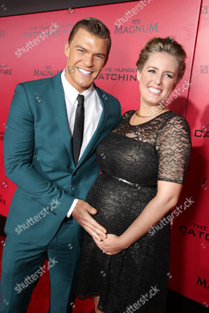 Alan Ritchson, Catherine Ritchson