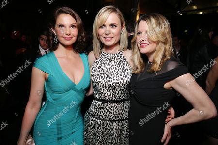 Radha Mitchell, Ashley Judd, Heidi Jo Markel