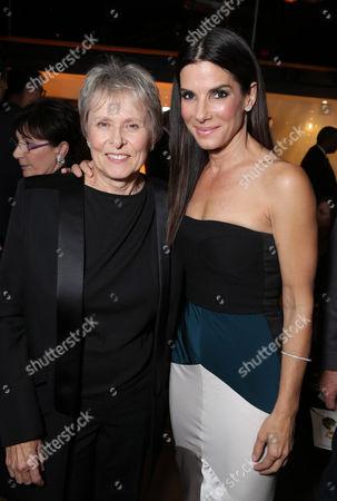 Dr. Roberta Bondar, Sandra Bullock