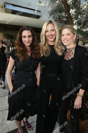 Elizabeth Stewart, Tara Swennen, Petra Flannery