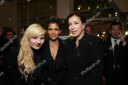 Abigail Breslin, Halle Berry, Roma Maffia
