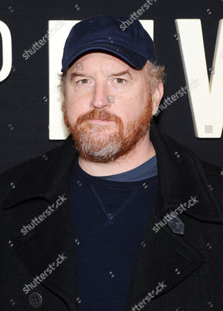 Stock Picture of Louis C. K.