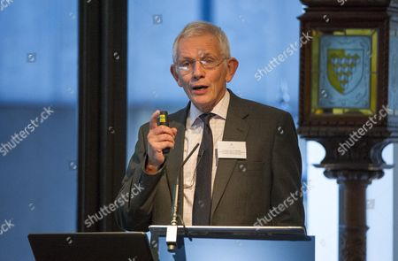 Professor Sir Ian Gilmore From The Alcohol Health Alliance Uk And British Society Of Gastroenterology Speaking Today At The 2013 Annual Alcohol Conference By Alcohol Concern. Glaziers Hall London.