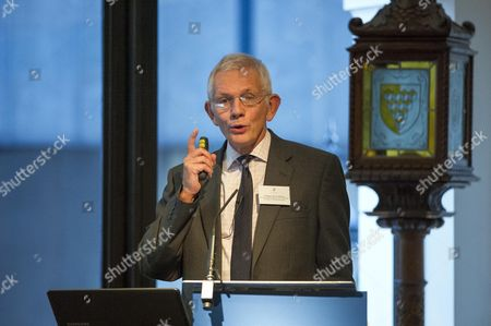 Editorial picture of Professor Sir Ian Gilmore From The Alcohol Health Alliance Uk And British Society Of Gastroenterology Speaking Today At The 2013 Annual Alcohol Conference By Alcohol Concern. Glaziers Hall London.