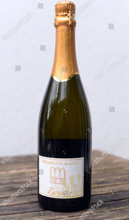 Stock Photo of Prosecco D.o.c Zardetto From M&s Rose Prince - Prosecco Tasting.
