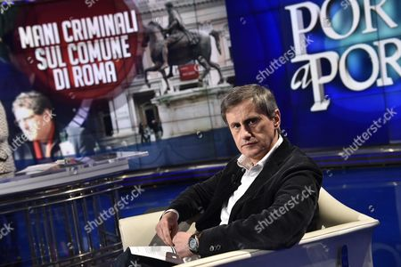 The former Mayor of Rome, Gianni Alemanno