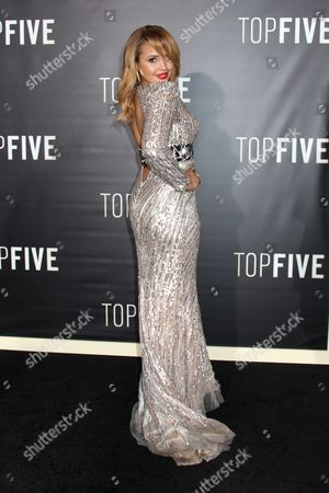 Editorial photo of 'Top Five' film premiere,  New York, America - 03 Dec 2014
