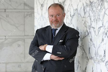 Former EUR SpA CEO Riccardo Mancini