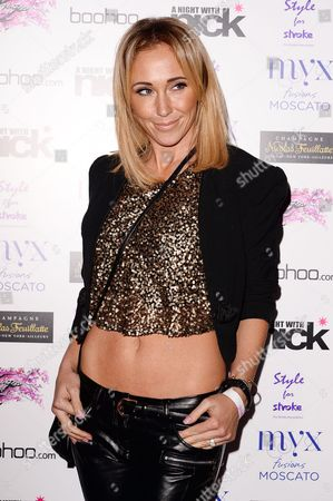 Stock Image of Jenny Frost