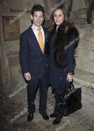 Sam Waley-Cohen and his wife Annabel