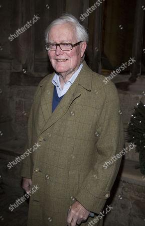 Stock Image of Lord Douglas Hurd