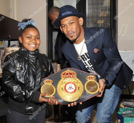 WBA Middleweight Champion Danny Jacobs