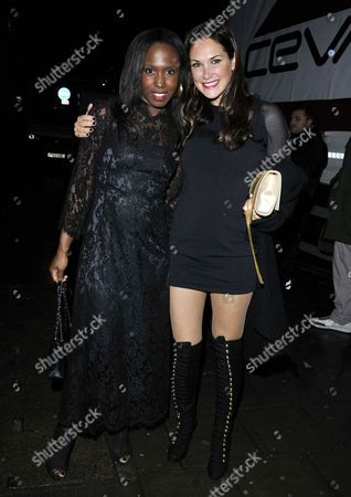 Michelle Gayle & Claire Merry