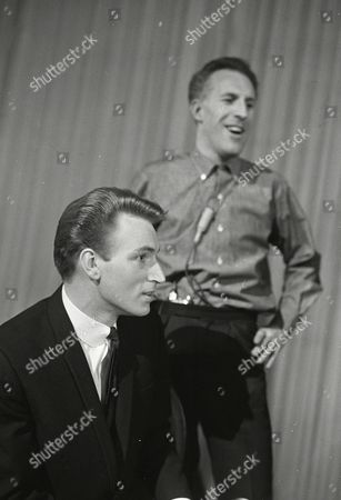 Frank Ifield AND Bruce Forsyth