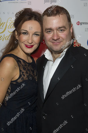 Editorial photo of WhatsOnStage 2015 Awards Launch Party at the Cafe de Paris, London, Britain - 05 Dec 2014