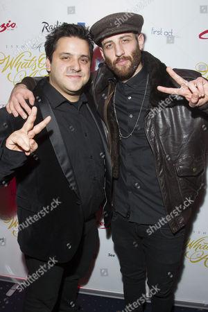 Nathan Amzi and Sam Mackay
