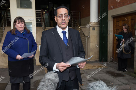 Chief Crown Prosecutor of the Crown Prosecution Service for North West England, Nazir Afzal