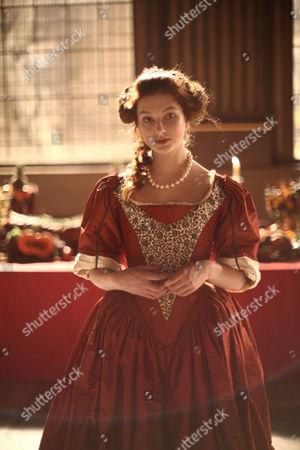 Antonia Clarke as Frances Stewart