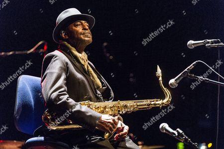 Saxophonist Archie Shepp