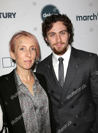 Sam Taylor-Wood and Aaron Taylor-Johnson