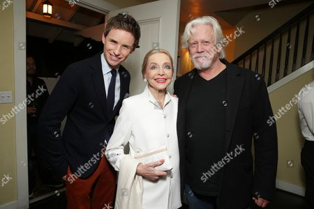 Editorial image of 'The Theory of Everything' Reception, Los Angeles, America - 05 Dec 2014