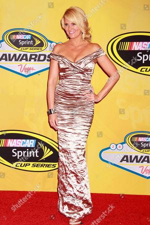 Editorial picture of 2014 NASCAR Sprint Cup Series Awards,  Las Vegas, America - 05 Dec 2014