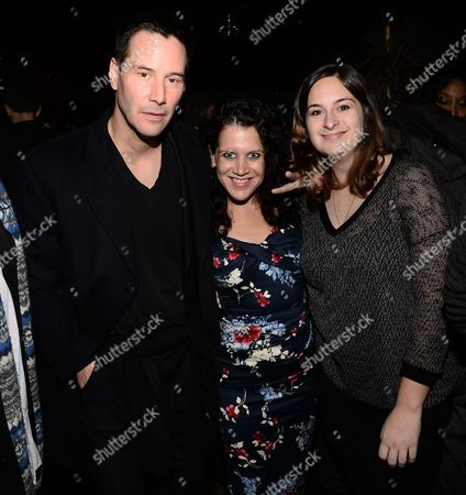 Editorial picture of Billy Bates' Premiere After Party, New York, America - 05 Dec 2014