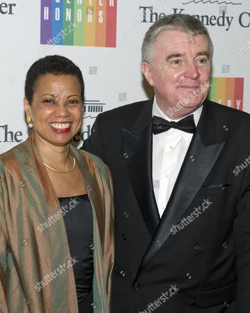 Editorial image of Kennedy Center Honors Gala Dinner, Washington DC, America - 06 Dec 2014