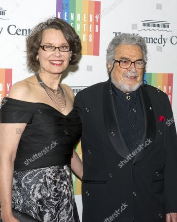 Leon Fleisher and his wife, Katherine