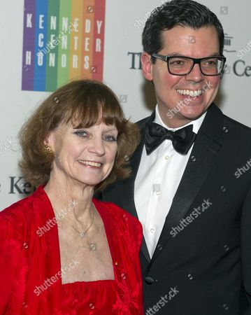 Stock Picture of Suzanne Farrell and guest