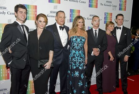 Editorial photo of Kennedy Center Honors Gala Dinner, Washington DC, America - 06 Dec 2014