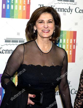 Victoria Reggie Kennedy, wife of the late United States Senator Edward M. Kennedy