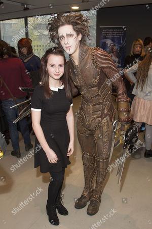 Madeleine Harris and Dominic North (Edward Scissorhands)