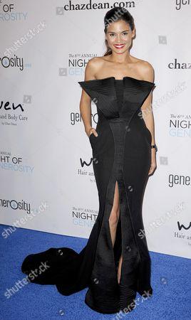 Editorial picture of 6th Annual Night of Generosity Gala, Los Angeles, America - 05 Dec 2014