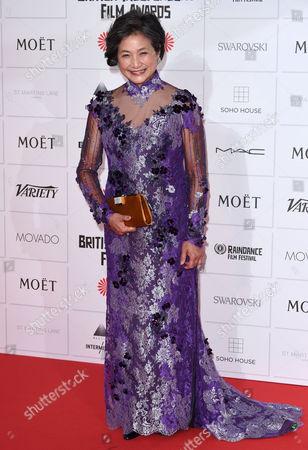 Editorial photo of British Independent Film Awards, London, Britain - 07 Dec 2014