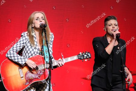 Patty Griffin and Natalie Maines