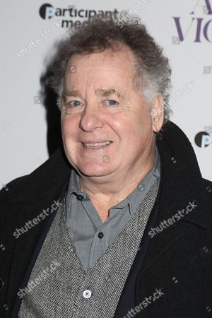 Stock Image of Peter Gerety