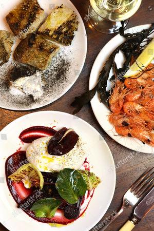 Editorial image of Kitty Fisher's restaurant opens in Shepherd's Market, Mayfair, London, Britain - 03 Dec 2014