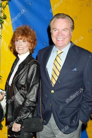Robert Wagner and Jill St John