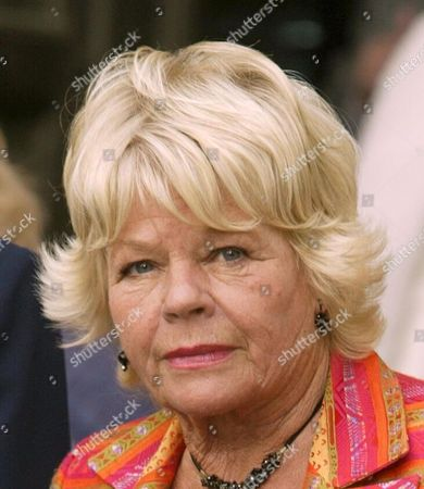 Stock Picture of JUDITH CHALMERS