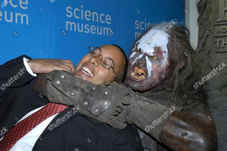 Editorial picture of 'LORD OF THE RINGS' EXHIBITION, SCIENCE MUSEUM, LONDON, BRITAIN - 15 SEP 2003