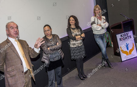Editorial picture of Kid's Rights: The Business of Adoption fundraising premiere, London, Britain - 04 Dec 2014
