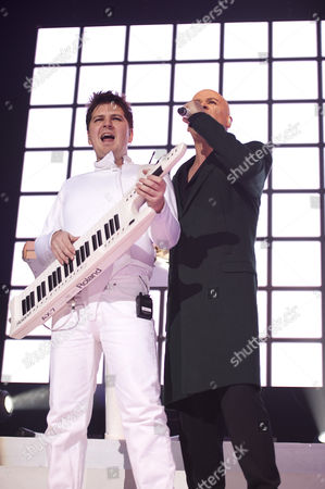 Human League - Phil Oakey, Nic Burke
