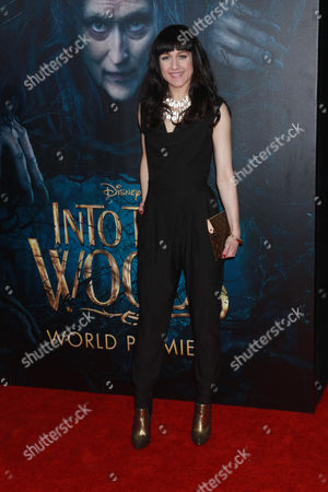Editorial image of 'Into The Woods' film premiere, New York, America - 08 Dec 2014