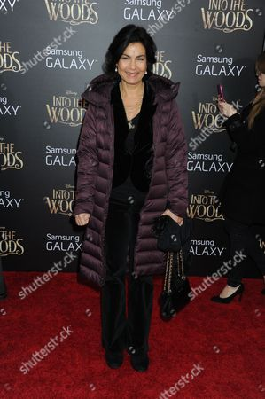 Editorial picture of 'Into The Woods' film premiere, New York, America - 08 Dec 2014