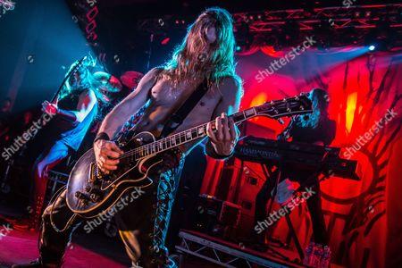 Editorial picture of Hammerfest 2013 - Winterfylleth