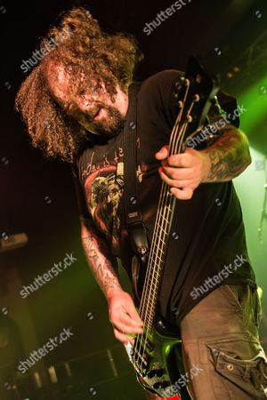 Editorial photo of Hammerfest 2013 - Winterfylleth
