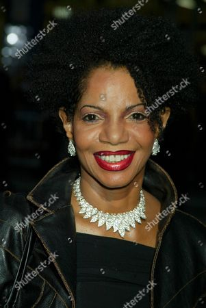 Stock Picture of Melba Moore